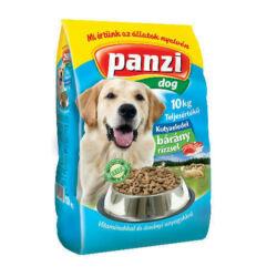 Száraztáp kutya 10kg bárány+rizs
