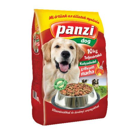 Száraztáp kutya 3 kg grillezett marha